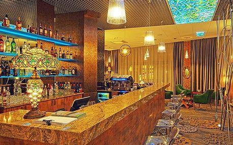 Wieliczka ve 4* designovém hotelu u Krakova se saunou, vířivkou a polopenzí, dítě do 5,9 let zdarma