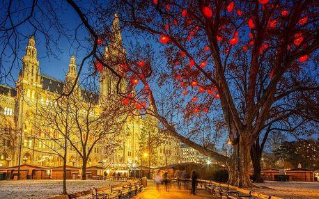 Silvestr ve Vídni - silvestrovské slavnosti, Vídeň