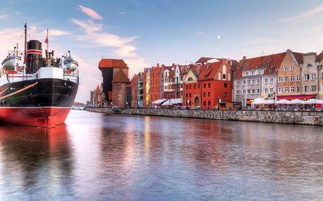Baltské Trojměstí - Gdaňsk, Sopoty a Gdyně, Baltské pobřeží