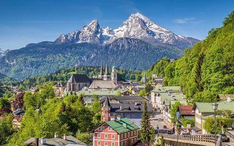 Alpská solná stezka - novinka CK!, Bavorsko