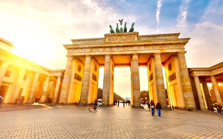 Nákupní horečka v Berlíně - letní výprodeje, Berlín