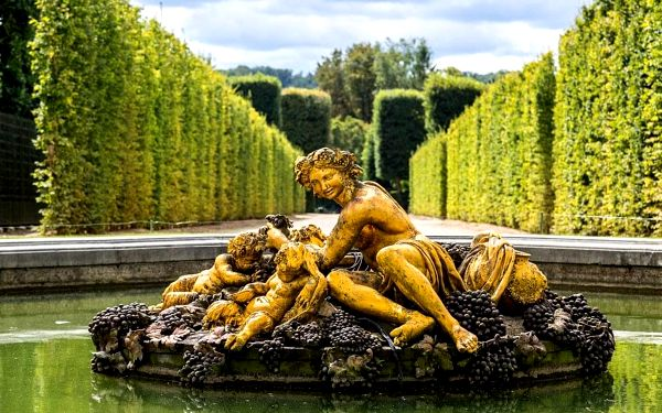 Víkend v Paříži a zámek Versailles s královskými zahradami, Île-de-France, autobusem, bez stravy2