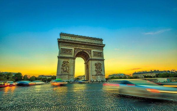 Velikonoční zájezd do Paříže, Île-de-France, autobusem, bez stravy4