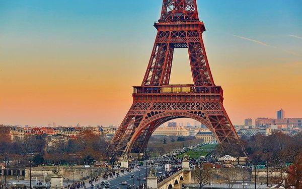 Víkend v Paříži a zámek Versailles s královskými zahradami, Île-de-France, autobusem, bez stravy4