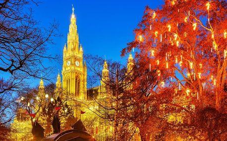 Adventní Vídeň a vánoční trhy 2020 First Moment, Vídeň