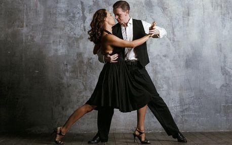 Vedená tančírna: vstupy na otevřené lekce