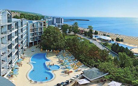 Bulharsko - Zlaté Písky letecky na 8-15 dnů, polopenze