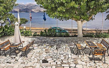 Řecko - Kefalonia letecky na 8 dnů