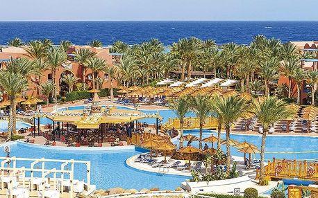 Egypt - Sharm el Sheikh letecky na 8-15 dnů, strava dle programu