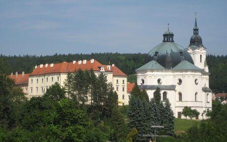 Moravský kras: Zámek Křtiny