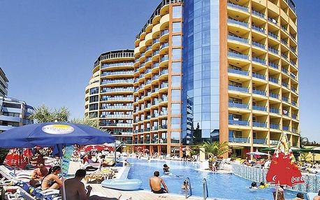 Bulharsko - Slunečné pobřeží letecky na 5-15 dnů, polopenze