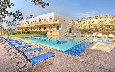 Řecko - Kréta letecky na 5-15 dnů, snídaně v ceně