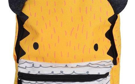 Koopman Dětský batoh Tygr, 22 x 8,5 x 32 cm