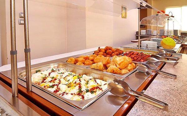 Hotel Plamena Palace, Burgas, letecky, snídaně v ceně2