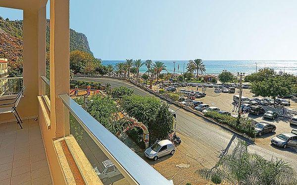 Caligo Apart Hotel, Turecká riviéra, letecky, snídaně v ceně2