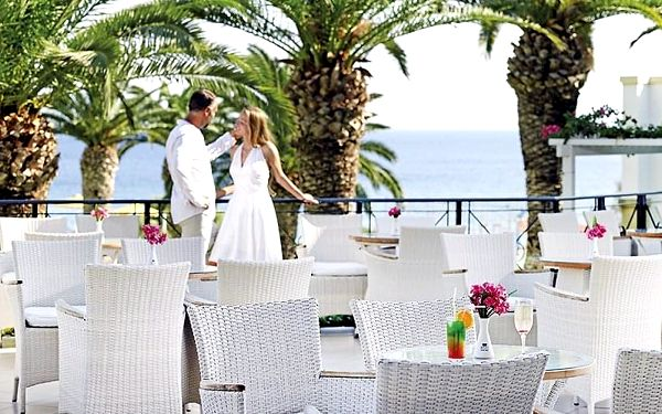 Hotel Mitsis Norida Beach, Kos, letecky, ultra all inclusive3