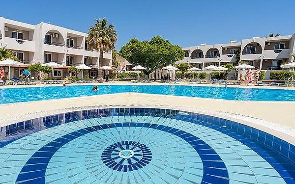 Hotel Lardos Bay, Rhodos, letecky, all inclusive3
