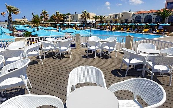 Hotel Europa Beach, Kréta, letecky, all inclusive2