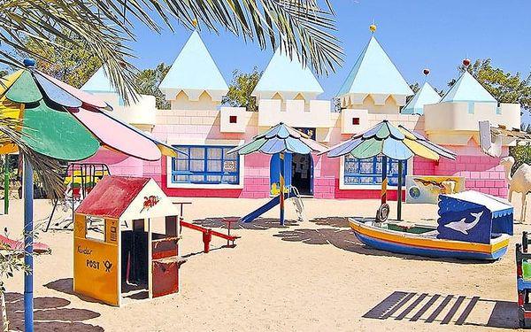Hotel Menaville Resort, Hurghada, letecky, polopenze2