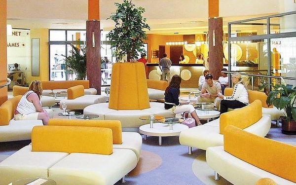 Hotel Meridian, Burgas, letecky, polopenze4