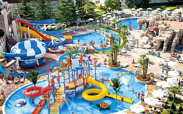 Hotel Dit Evrika Beach Club, Burgas, letecky, all inclusive