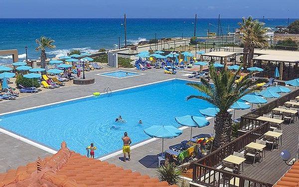 Hotel Europa Beach, Kréta, letecky, all inclusive5