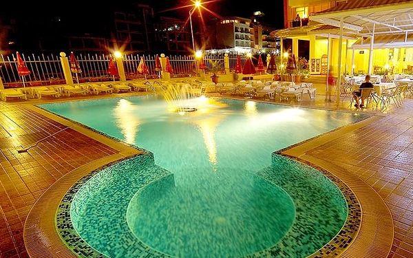 Hotel Plamena Palace, Burgas, letecky, snídaně v ceně4
