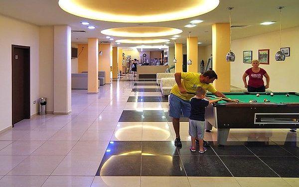 Hotel Plamena Palace, Burgas, letecky, snídaně v ceně5