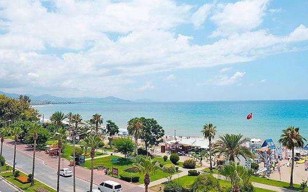 Cimen Hotel, Turecká riviéra, letecky, polopenze4