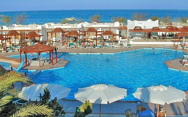 Hotel Menaville Resort, Hurghada, letecky, polopenze4