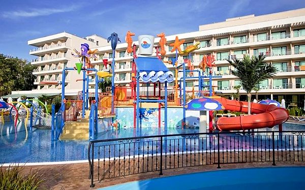 Hotel Dit Evrika Beach Club, Burgas, letecky, all inclusive5