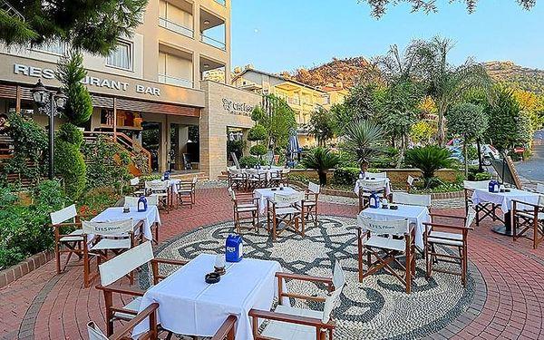 Caligo Apart Hotel, Turecká riviéra, letecky, snídaně v ceně4