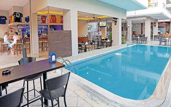 Caligo Apart Hotel, Turecká riviéra, letecky, snídaně v ceně5