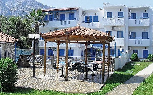 Aparthotel Chris Apartments, Samos, letecky, bez stravy5