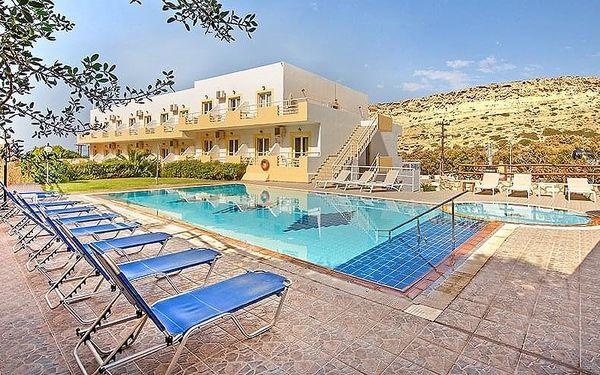 Řecko - Kréta letecky na 7-15 dnů, snídaně v ceně