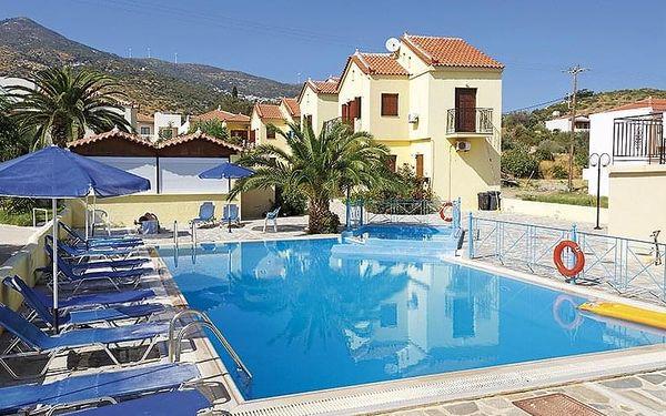 Řecko - Samos letecky na 5-15 dnů