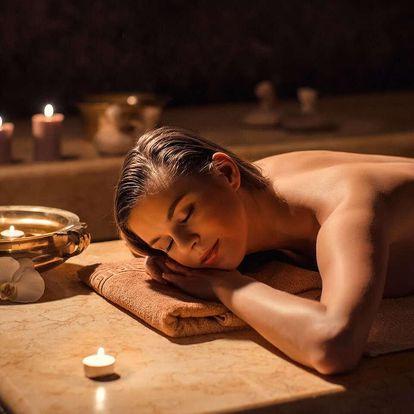 Uvolňující tantra masáž v délce 60 minut pro muže i ženy na Praze 8