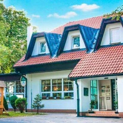 Beskydy-Valašsko: Hotel Na Skalkách v Deluxe pokoji s polopenzí a vstupem do bazénu