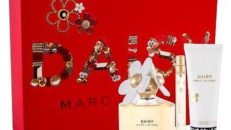 Marc Jacobs Daisy dárková kazeta pro ženy toaletní voda 100 ml + tělové mléko 75 ml + toaletní voda 10 ml