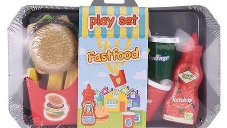 Koopman Dětský hrací set Fastfood
