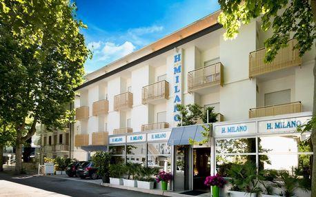 Itálie, Emilia Romagna | Hotel Milano*** | Dítě do 12 let zdarma | Klimatizace