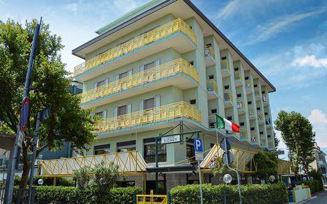 Itálie, Emilia Romagna | Hotel Sidney*** 50 m od pláže | Dítě do 12 let zdarma | Klimatizace