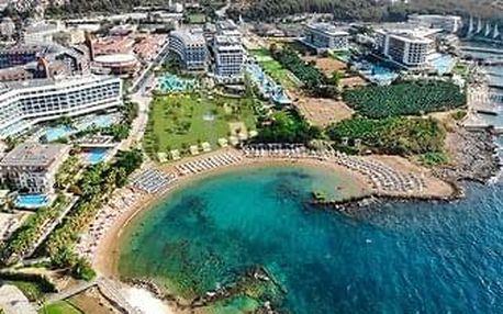 Turecko - Alanya letecky na 7-11 dnů, ultra all inclusive