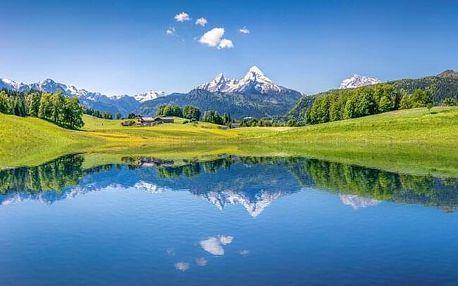 Bavorské Alpy v Alpensporthotelu Seimler *** s neomezeným vstupem do wellness a polopenzí