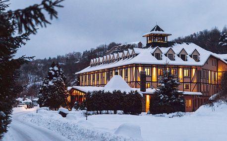 Rodinný hotel GOLFER*** blízko ski centra Skalka