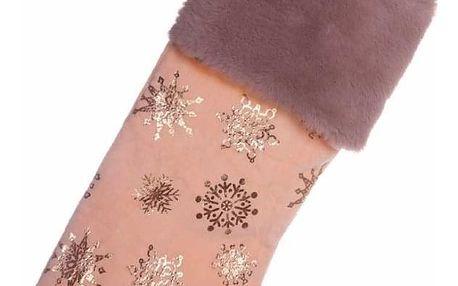 | Závěsná ponožka - růžová | 18000337