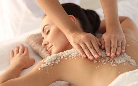 Dopřejte své pokožce Peeling i tělový zabal s Himalájskou solí