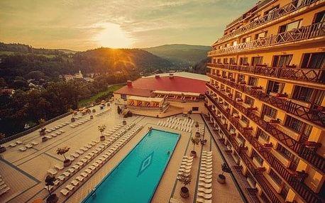 Wisła, hotel Gołębiewski**** se vstupem do aquaparku Tropikana
