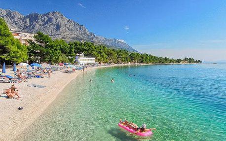 Chorvatsko, Baška Voda | Vila Zvono s polopenzí*** | Polopenze