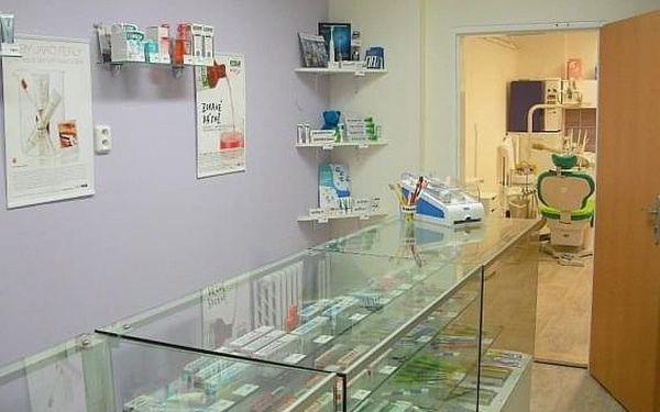 Kompletní péče o zuby díky dentální hygieně včetně AirFlow3